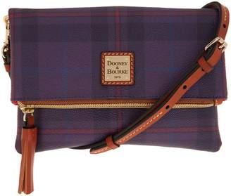 Dooney & Bourke Tiverton Foldover Zip Crossbody
