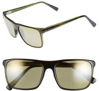 Maui Jim Flat Island 58mm PolarizedPlus(R) Sunglasses