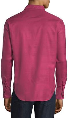 Robert Graham Lewiston Classic-Fit Jacquard Sport Shirt