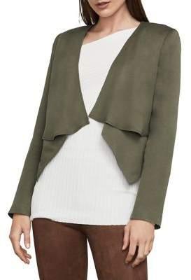 BCBGMAXAZRIA Ania Double-Layer Jacket