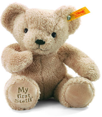 Steiff My First Steiff Teddy Bear, Beige $27.95 thestylecure.com