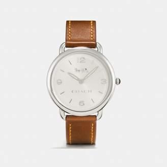 Coach New YorkCoach Delancey Slim Watch, 36Mm
