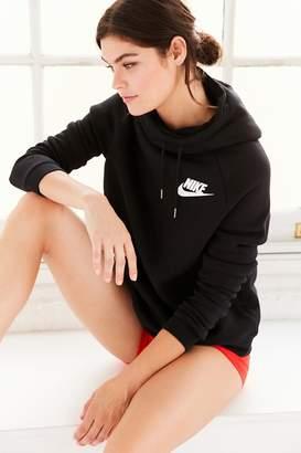 Nike Rally Hoodie Sweatshirt $60 thestylecure.com