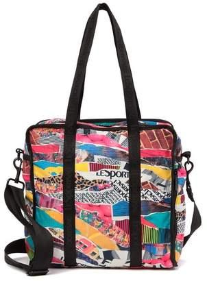 Le Sport Sac Gabrielle Medium Box Crossbody Bag
