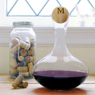 Cathy's Concepts CATHYS CONCEPTS Personalized Large Wine Decanter