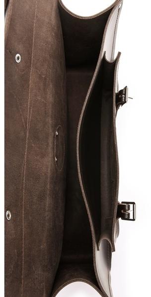 "Cambridge Silversmiths Satchel 15"" Satchel Backpack"