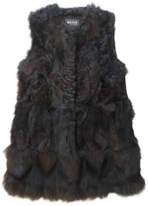Meteo Anthracite Fox Jacket for Women