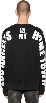 Faith Connexion Los Angeles Is My Home Town Sweatshirt