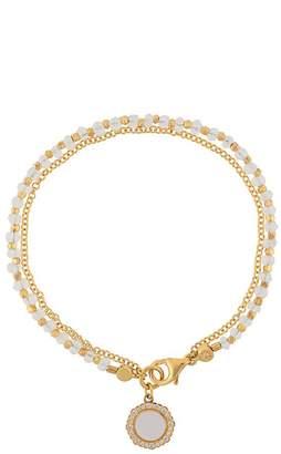 Astley Clarke Mother of Pearl Luna Biography bracelet