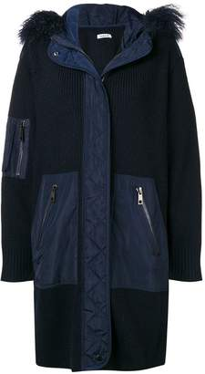 P.A.R.O.S.H. Plan hooded parka