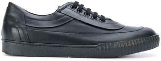 Marni ridged sole low-top sneakers