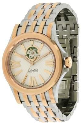 Bulova Men's Kirkwood Two-Tone Bracelet Watch, 39mm