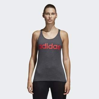 adidas Round-Neck Vest Top