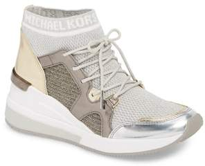 MICHAEL Michael Kors Hilda Wedge Sneaker