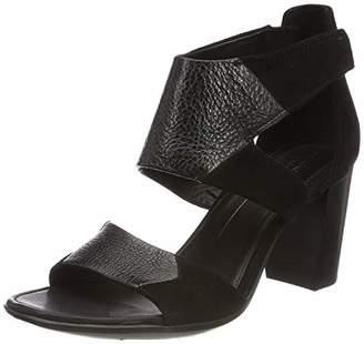 Ecco Women's Women's Shape 65 Block Ankle Strap Heeled Sandal