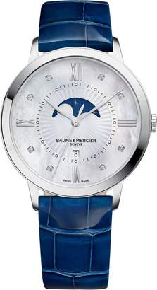 Baume & Mercier Baume and Mercier Classima Executives Women's Quartz Watch MOA10226