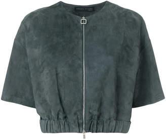 Fabiana Filippi cropped jacket