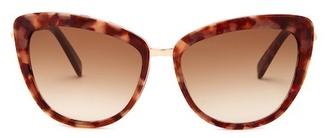 kate spade new york Women's Kandi Sunglasses $195 thestylecure.com