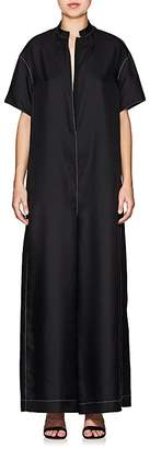 BY. Bonnie Young Women's Silk Twill Jumpsuit