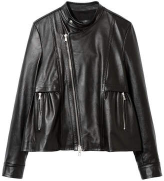 Diesel Black Gold Diesel Leather jackets BGLCI - Black - 36