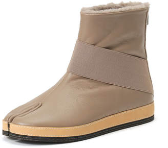 Australia Luxe Collective KUNOICHI 足袋風デザイン ブーツ トープ 5