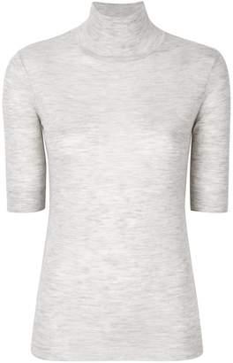 Joseph cashmere fine knit turtleneck sweater