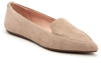 ed04ccf3b14 Women s Taupe Suede Loafers - ShopStyle