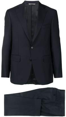 Canali two piece slim-fitted suit