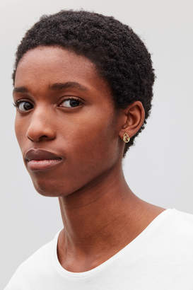 Cos CIRCLE WIRE EARRINGS