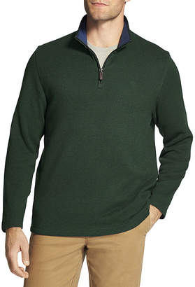 Izod Spectator Fleece Quarter-Zip Pullover