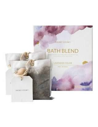 story. NEW Short Bath Blend Lavender Fields