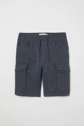 H&M Cotton Cargo Shorts