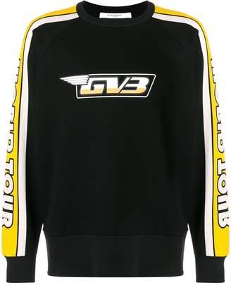 Givenchy GV3 World Tour print sweatshirt
