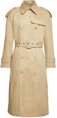 Anine Bing Cotton Stormi Trench Coat