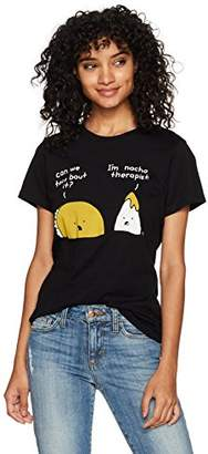 Goodie Two Sleeves Junior's Taco Bout Tee