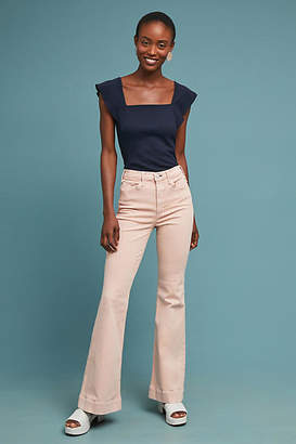 Majorelle McGuire Mid-Rise Flare Jeans