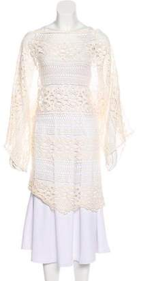 Alexis Indiana Crocheted Dress w/ Tags