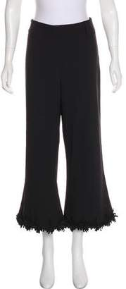 Creatures of the Wind Virgin Wool High-Rise Pants