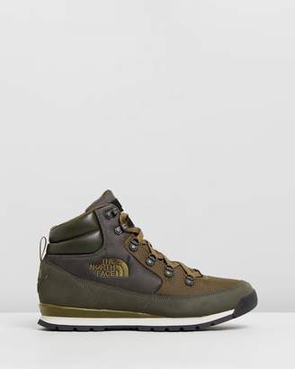 The North Face Back-To-Berkeley Redux Mesh Boots - Men's