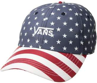 Vans Court Side Printed Hat Caps