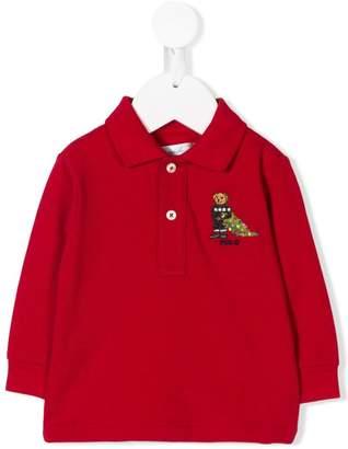Ralph Lauren Christmas tree polo shirt