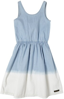 Finger In The Nose STRETCH COTTON DENIM DRESS