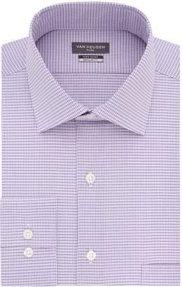 Van Heusen Big & Tall Flex Collar Spread-Collar Dress Shirt