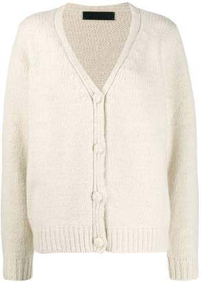 The Elder Statesman relaxed-fit cashmere cardigan