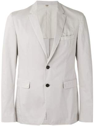 Burberry slim-fit blazer