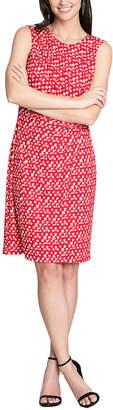 Nic+Zoe Petite Sheath Dress