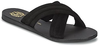 House Of Harlow LILIAS women's Mules / Casual Shoes in Black