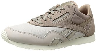 Reebok Women's Classic Nylon Slim Core Shoe $35.81 thestylecure.com