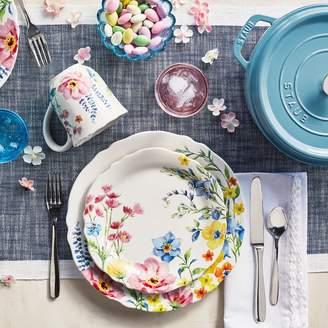 Sur La Table Garden Floral 16-Piece Dinnerware Set