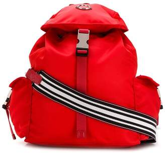 Moncler foldover top backpack